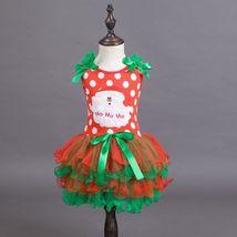 2017 Baby Girls Christmas Princess Dress Girls Fancy Clothing Dress - $8.99