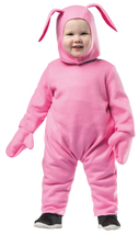 Pink Bunny , Infant | Toddlers Costume , 3T - 4T , Free Shipping - $40.00