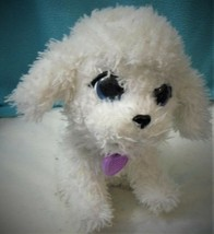 FurReal Friends Playful Pets Poppy My Jumpin' Poodle Puppy Dog Plush Interactive - $22.10