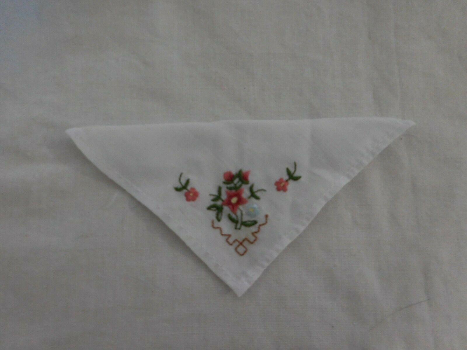 American Girl Pleasant Company Samantha Handkerchief  - $11.90
