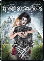 Edward Scissorhands 25th Anniversary DVD