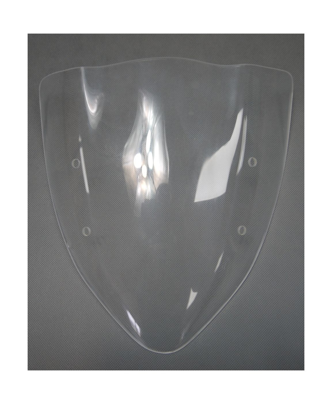 Glass windscreen Kawasaki Z 1000 2004-2006 g. transparent