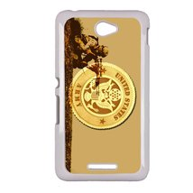 U.S. Army Sony M4 case Customized premium plastic phone case, design #3 - $11.87