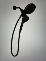 Moen Attract 26008 Magnetix Rainhead & Handheld Shower, Mediterranean Br... - $89.08