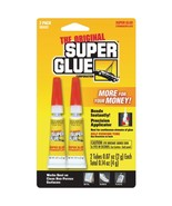 The Original SuperGlue SGH22-12 Super Glue Tubes, 2 pk - $19.44