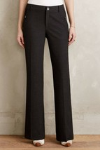 NWT ANTHROPOLOGIE CARDINAL GREY TROUSER PANTS by ELEVENSES 2P - $69.99