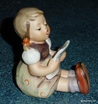 """""""Girl with Sheet Music"""" Goebel Hummel Figurine #389 - Cute Christmas Gift! - $26.67"""