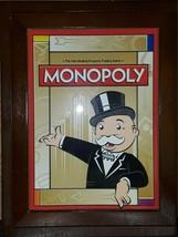 Hasbro Vintage Style Monopoly Wooden Box Set - $19.80