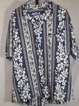 hawaii Short Sleeve Dress Shirt Size XL - $19.79