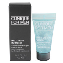 Clinique For Men Maximum Hydrator Activated Water-Gel Concentrate - .24o... - $4.50