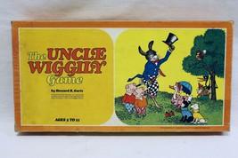 ORIGINAL Vintage 1971 Parker Brothers Uncle Wiggily Board Game - £35.86 GBP