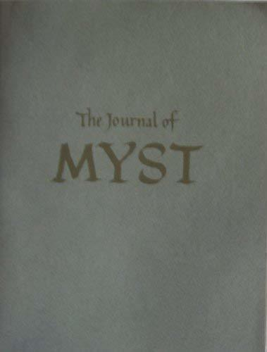 The Journal of Myst (Blank Paperback Writing Journal) [Paperback] Editorial Staf