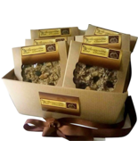 Awesome Oat Cookies Gourmet Gift Basket, Walnut Raisin Oatmeal, Fresh Baked - $54.99