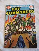 BOY COMMANDOS vol 1 #1 fine to very fine 1973 - $4.99
