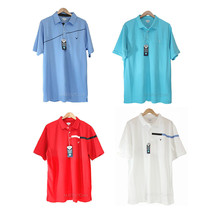 NWT Callaway Men's Performance Golf Polo Shirt Comfort Dry 4 Colors SZ L... - $59.99