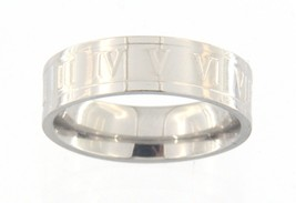 Women's  Stainless Steel Wedding band - $19.99