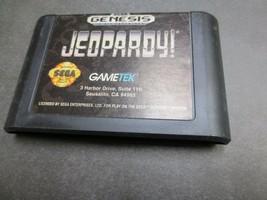 Jeopardy (Sega Genesis, 1992) - $4.99