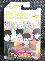 Hot wheels the beatles yellow submarine ringo starr fast felion 01 thumb200