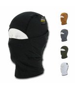 RapDom Balaclava Single Hole Face Biker Ninja Masks Tactical Convertible... - $14.95