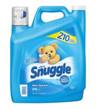 Snuggle Blue Sparkle Fabric Softener (168 oz., ... - $18.71