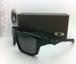 Authentic Oakley Sunglasses JUPITER SQUARED OO9135-01 Polished Black w/Grey Lens - $159.95