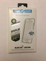 Gadget Guard Black Ice Plus Edition Glass Screen Protector For Samsung G... - $15.42