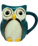 Teal Owl Mug - $19.99