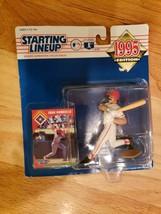 Starting Lineup 1995 Kenner Juan Gonzalez Texas Rangers New NIP - $7.84