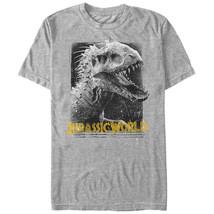 Jurassic World Indominus Rex Mens Graphic T Shirt - $10.99