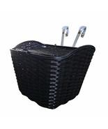 East Majik Multi Purpose Black Bicycle Basket Ideal for Riding Storage - $49.03