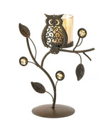 Wise Owl Votive Candle Stand 10014604 - $16.26