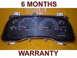 2001 Dodge RAM 1500 2500 3500 Pickup Speedometer Instrument Cluster - $118.75