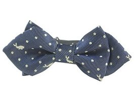 Stylish Design Adjustable Neck Bowtie Boys Bow Tie for Weddings, E - £8.26 GBP