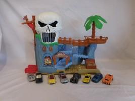 Mattel Matchbox Buried Treasure Play set Interactive Lights Sounds Talks... - $25.03
