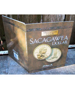Millennium Edition Sacagawea Dollar Folder Holder Album - $10.00