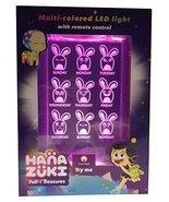 Aloka Hana Zuki-Just Chillin Starlight Led Muilti-Colored Light with Rem... - $28.69