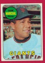 JUAN MARICHAL 1969 Topps #370 - $12.95