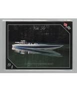 Corvette Powered Boat - Vette Set #96 - 1991 Jet Boat - Racing Card in C... - $0.97