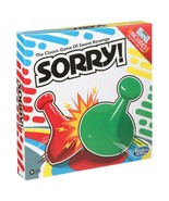 NEW SEALED Hasbro Sorry! Board Game Walmart Exclusive w/ Activity Sheet - $15.83