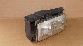 93-96 Cadillac Fleetwood RWD Headlight Lamp w/ Bracket Driver Left LH image 3