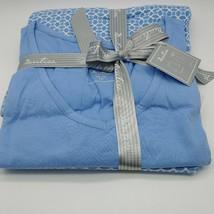 Nautica Women's 2 Piece Sleepwear - XXL - Light Blue - $18.99