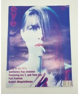 Eye Magazine Volume 1 No 3 California Rap Invasion Ice T Tone Loc Graphi... - $48.37