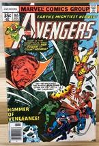 AVENGERS #165 (1977) Marvel Comics VG/VG+ - $9.89