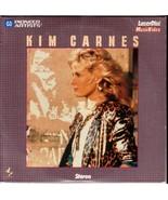 Kim Carnes Laserdisc This is the smaller size laserdisc - $34.99