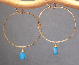 Hoops - XL - Gold image 2