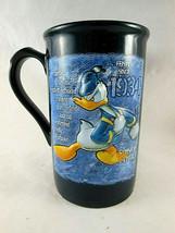 Disney DONALD DUCK FRISKY FOWL FEISTY SINCE 1934 3D Large 16 oz Coffee M... - $14.84