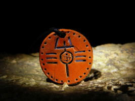 Illuminati Masonic Rites © Key to Secret Bank Vault Symbol Amulet izida haunted - $222.00