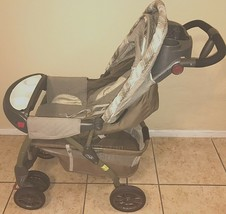 Evenflo Journey -Infant/Toddler/Baby-Lightweight-Sandstone-Folding-Stroller - $89.09