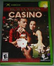 XBOX - HIGH ROLLERS CASINO (Complete with Instructions) - $8.00