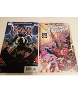 VENOM #1 AND AMAZING SPIDER-MAN FCBD 2018 - DONNY CATES - FREE SHIPPING - $14.03